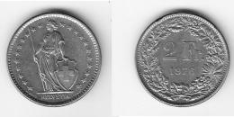 2 FRANCS 1976 - Suisse