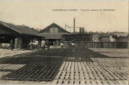 40 CASTETS USINE DE RESINEUX NEURISSE - Castets
