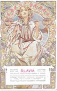 "Illustratore Alphonse MUCHA ""Slavia"" - Mucha, Alphonse"