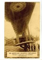 18176   -   Um Aeroplano Gigantico Britannico Prompto A Partir Para Uma Expediçäo De Bombardeio - Avions