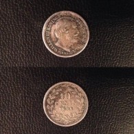 PAYS-BAS - 10 Cents Guillaume III - 1881 Utrecht - [ 3] 1815-… : Kingdom Of The Netherlands