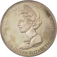 Grande-Bretagne, Medal, Queen Elizabeth II, Silver Jubilee, History, 1977 - United Kingdom