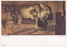 G. SEGANTINI - N° 3310 - Pittura & Quadri