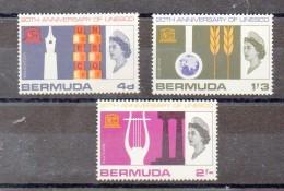 BERMUDES  Timbres **  De 1966  ( Ref 3696 B ) - Bermudes
