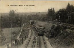 78 VIROFLAY ARRIVEE TRAIN 10 - Viroflay