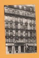 75 Paris 12eme Arrondissement Adriatic Hotel 6 Rue De Lyon - Cafés, Hôtels, Restaurants