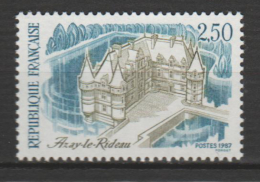 FRANCE  ,N° 2464    Azay Le Rideau - Nuevos