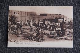 La Marché Au Bois à TOMBOUCTOU - Soudan