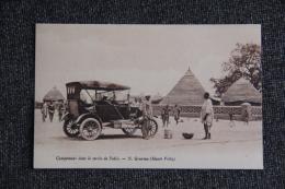 Campement Dans Le Cercle De FADLA - N.GOURMA ( Haute VOLTA ). - Burkina Faso