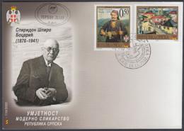 "BiH Republic Srpska 2002, FDC Cover Art"" W./postmark ""Banja Luka"" - Bosnie-Herzegovine"