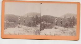 LIEBVILLERS  PHOTO STÉRÉO ANNÉE 1890 / 1900  DOUBS 25 - Frankreich