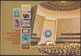 UN - United Nations New York 1978 MNH Souvenir Folder - Year Pack - Non Classés