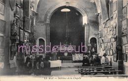 83 - LE M.AI - Intérieur De La Chapelle -1909 - 2 Scans - France