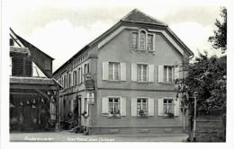 Allemagne - Bodersweier Gasthaus Zum Ochsen - Germania