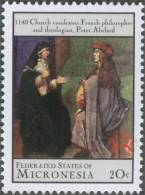 Church Condemns Peter Abelard, French Philosopher, Theologian, MNH Micronesia - Teologi