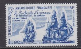 TAAF 1979 La Recherche  & L´Esperance  / Sailing Ships 1v  ** Mnh (32201E) - Franse Zuidelijke En Antarctische Gebieden (TAAF)