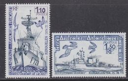 TAAF 1979 Ships 2v  ** Mnh (32201AE) - Franse Zuidelijke En Antarctische Gebieden (TAAF)