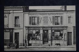 CORBEIL Maison CHARLES  Photographie électricité - Corbeil Essonnes