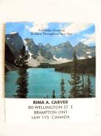 Big Calendar 1992 (13x14cm) - Calendarios