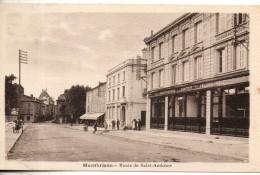 42. Montbrison. Route De Saint Antheme - Montbrison