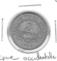 3 Pence 1946 - British Colony