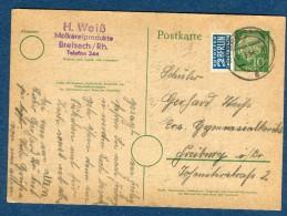 Allemagne - Dispersion D´une Collection D´oblitérations Sur Entiers Postaux , à Voir Attentivement   Réf S 347 - Cartes Postales - Oblitérées
