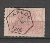COB 11 Oblitéré ARLON - Usati