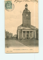 SAINT GEORGES SUR LOIRE : L'Eglise. 2 Scans. Edition Abellard - Saint Georges Sur Loire