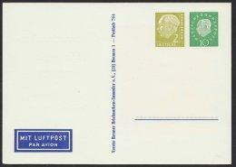"""PP 20 B 2/01 B, """"Bremer Wappenstein"""", Ungebraucht - Privatpostkarten - Ungebraucht"""