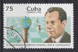 Cuba  1996  Jose Raul Capablanca (o) - Cuba