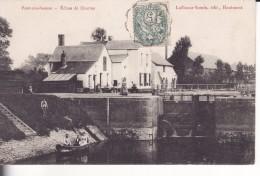 PONT-SUR-SAMBRE - 1908 - Ecluse De Quartes - - France