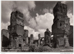 Roma Terme Di CARACALLA - Il CALIDARIO - Autres