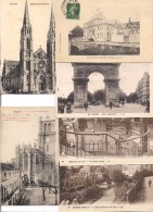 LOT DE 1000 CPA FRANCE DIVERSE IDEAL REVENDEUR - Cartes Postales