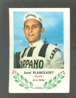 Chromo ( 6222 ) Cyclisme - Coureur - Wielrenner - Renner - Cycliste : N°93 Josef Planckaert - Wielrennen