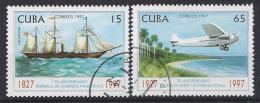 Cuba  1997  Stamp Day (o) - Cuba