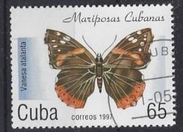 Cuba  1997  Butterflies (o) - Cuba