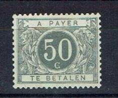 BELGIUM...1916...mh...J-16...Scott Value=$125.00