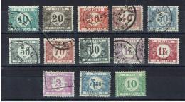 BELGIUM...1922+... - Postage Due
