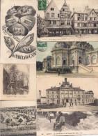 LOT DE 1000   CPA FRANCE DIVERSE - Cartes Postales