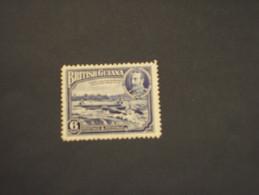 GUYANA - 1934 RE 6 C. (legname) 6 C. - NUOVO (++) - Guyana Britannica (...-1966)