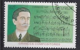 Cuba  1997  Composers (o) Ignacio Cervantes - Cuba