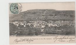 Jud034 / Nablus, Ansichtskarte, Versandt Von Beyrouth 1906 - Palästina