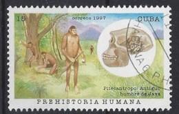 Cuba  1997  Prehistoric Man (o) - Cuba