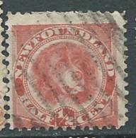Terre Neuve - Yvert N°39  Oblitéré  ( Une Dent Courte) Abc17605 - 1865-1902
