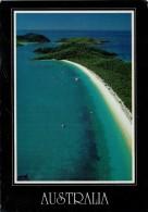 Nth  Qld  WHITE  HAVEN  BEACH       MAXICARD  2 SCAN  (VIAGGIATA) - Far North Queensland