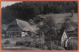 Carte Postale Allemagne Die Mühle I. Schwarzwald - Otros