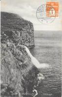 DANMARK 1912 THORSHAVN BOSDALAFOS - VAAGO - Dänemark
