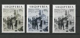 ALBANIE - RARE YVERT N° 2169 J/L ** - COTE = 64 EURO - - Albanie