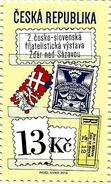 Czech Republic - 2016 - Czech And Slovak Philatelic Exhibition In Zdar Nad Sazavou - Mint Stamp - Ongebruikt