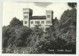 TREVISO CASTELLO ROMANO  VIAGGIATA FG - Treviso
